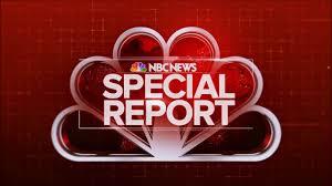 NBC News Special Report intro (w/VO ...