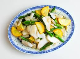 Stir-Fried Cod With Yellow Squash and ...