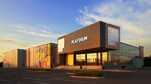 Image of the Massive New Playdium Location - near The Exchange District Mississauga