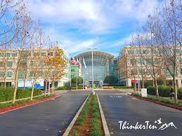 Apple Campus @ One Infinite Loop - Silicon Valley Tech Tour - Chic .  Explore . ThinkerTen