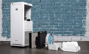 Trải nghiệm máy lọc không khí có bù ẩm Daikin MCK55TVM6: gọn ...