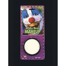forum novelties white grease makeup