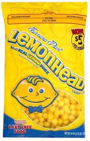 lemonhead candy 44 oz nutrition