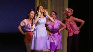 "WEST SIDE STORY ""I FEEL PRETTY"" Stratford Playhouse - YouTube"