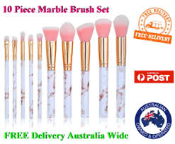 makeup brush set contour blush eye brow