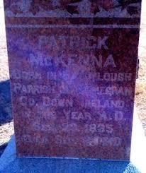 Patrick McKenna (1835-1910) - Find A Grave Memorial