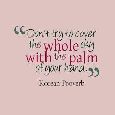 korean wisdom about destiny