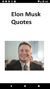 elon musk quotes for android apk