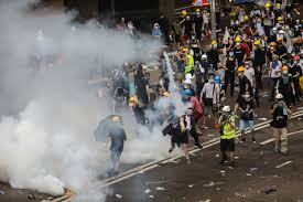 Image result for hong kong riots