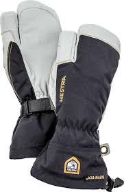 hestra army leather gore tex 3 finger