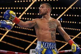 Boxing: Vasiliy Lomachenko to face ...