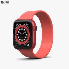 Apple Watch Series 6 40mm Aluminum Red ...