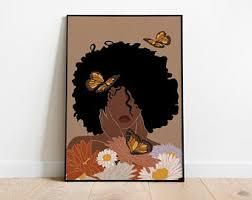 Black Art Etsy