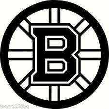 2x Boston Bruins Nhl Vinyl Decal Sticker Many Colors Car Window Wall Truck Ebay