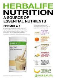 herbalife formula 1 f1 nutrition