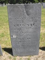 Mrs Abigail Stevens Stevens (1783-1840) - Find A Grave Memorial