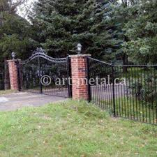 Get A Wide Range Of Driveway Gate Sizes And Types In Toronto