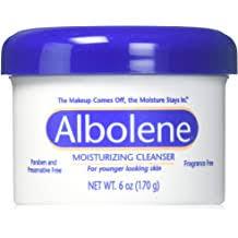 ping for albolene