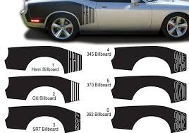 Dodge Mopar Hellcat Vinyl Window Decal Car Truck Tool Box Sticker