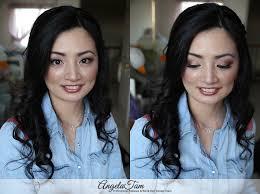 asian bride wedding makeup artist los