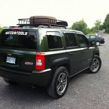 New Decals On The Rear Hatch And Window Jeep Patriot Forums