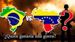 VENEZUELA VS. BRASIL ¿Quién ganaría una guerra? Simulación y poder militar  - 2019