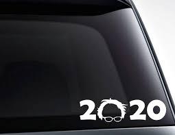 Bernie Sanders 2020 Vinyl Decal Sticker Decals For Cars Etsy
