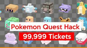 Pokemon Quest Hack APK 2020 ? How To Get ALL LEGENDARY POKEMON ...