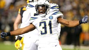 Elite' football IQ allows Chargers safety Adrian Phillips to ...
