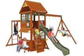 elan climbing frame with monkey bars