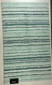 details about dkny bath mat rug