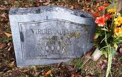 Virgie Adeline Cook (1898-1909) - Find A Grave Memorial