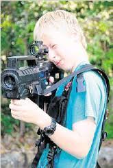 PressReader - The Gympie Times: 2013-07-05 - ON TARGET: