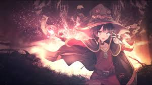animated wallpaper anime witch you