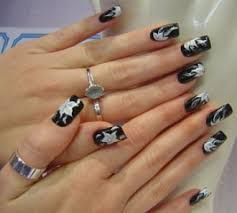 acrylic new nails design ideas