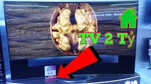 MQT - vlog Đi xem CÁI TV LG 2 tỷ đồng( $100,000 TV LG) - YouTube