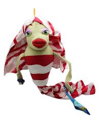 DreamWorks' Shark Tale Lola Plush Toy - Walmart.com - Walmart.com