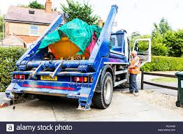 Skip Hire Stock Photos & Skip Hire Stock Images - Alamy
