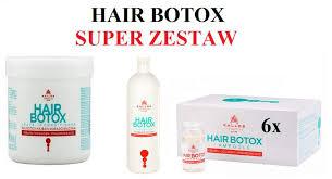 kallos hair botox maska 1l szon 1l