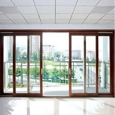 sliding patio doors with blinds between