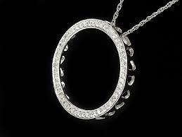 galleria diamond pendant pendant