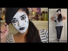 halloween mime artist you