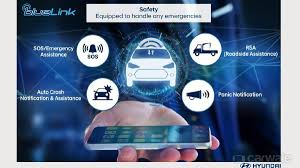 Hyundai Venue Blue Link Connectivity Features Explained In Detail Carwale