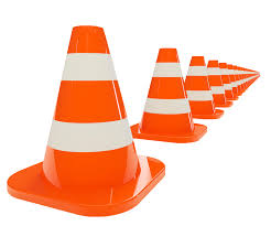Image result for small traffic cones png""