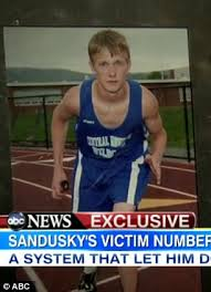 Sandusky victim number one Aaron Fisher reveals his continuing ordeal six  months after tormenter was jailed | Daily Mail Online