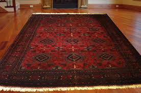 handmade oriental persian rug