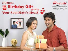 5 unique birthday gift ideas to win