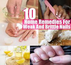 weak brittle nails the ultimate fix