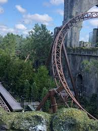 hagrid coaster now ped with bees