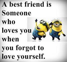 best friend minion quote pictures photos and images for facebook